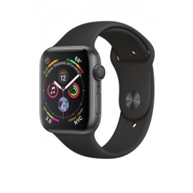 Купить Apple Watch Series 4 40mm Space Gray Aluminum Case with Black Sport Band онлайн
